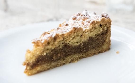 Amaretto-Torte auf Le Canne