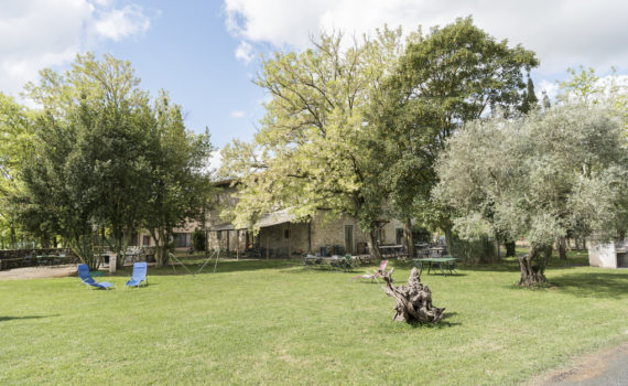 "Das alte Bauernhaus ""Le Canne"""